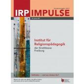 IRP Impulse – Sonderpublikation 2019 – 40 Jahre Institut für Religionspädagogik der Erzdiözese Freiburg