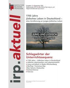 1700 Jahre jüdisches Leben in Deutschland - eine Annäherung an junges jüdisches Leben