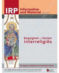 begegnen – lernen – interreligiös
