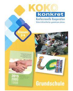 KOKO konkret - Grundschule Klassen 3/4 - Unterrichtseinheiten gemeinsam planen